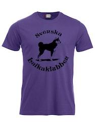 T-shirt Lila Herr