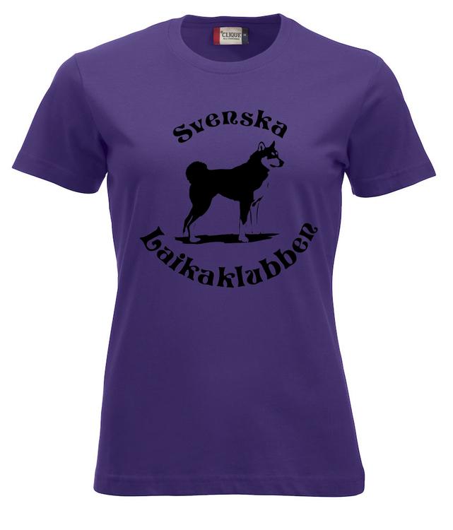 T-shirt Lila Dam