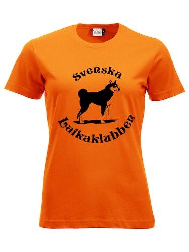 T-shirt Orange Dam