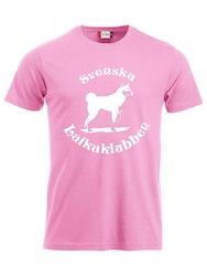 T-shirt Rosa Herr