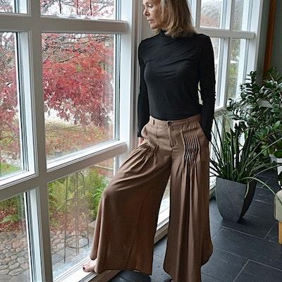 Byxkjol/Culotte med slits
