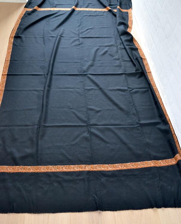 acaf30e9ee76 Metervara ull med brodyr - Bambukläder hos PURA of Sweden