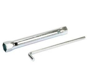 Tändstiftsnyckel 19/21 mm 990022