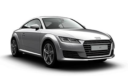 Solfilm Audi TT. Färdigskuren solfilm till alla Audi från EVOFILM®.