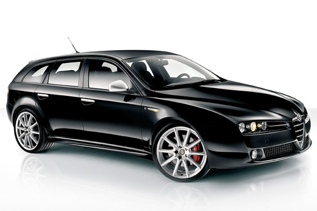 Solfilm till Alfa Romeo 159 Sportswagon. Solfilm till alla Alfa Romeo bilar från EVOFILM®.
