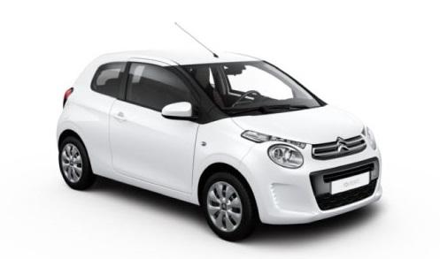 Solfilm till Citroën C1 3-dörrar. Solfilm till alla Citroën bilar från EVOFILM®.