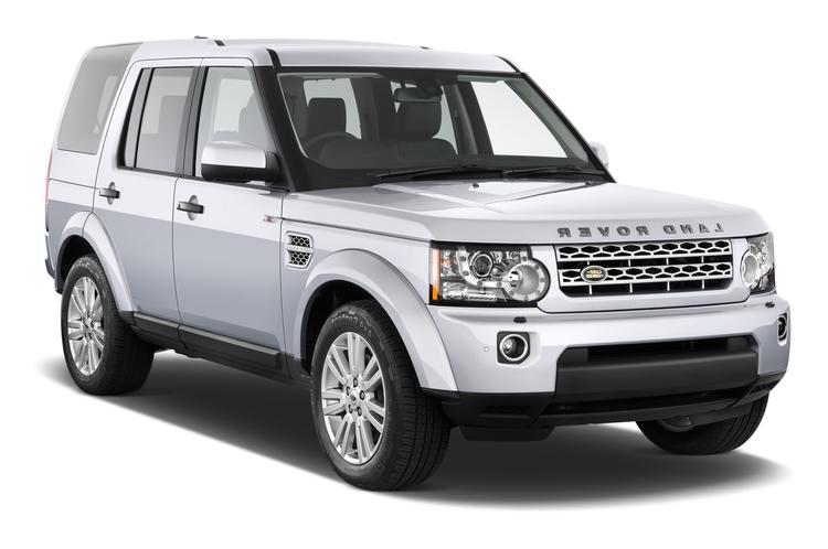Solfilm till Land Rover Discovery. Solfilm till alla Land Rover bilar från EVOFILM®.