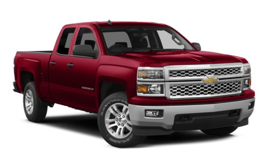 Solfilm till Chevrolet Silverado Double cab. Solfilm till alla Chevrolet bilar från EVOFILM®.