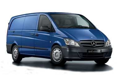Solfilm till Mercedes Vito Van (skåpbil). Solfilm till alla Mercedes bilar från EVOFILM®