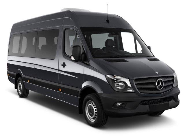 Solfilm till Mercedes Sprinter Kombi Long. Solfilm till alla Mercedes bilar från EVOFILM®