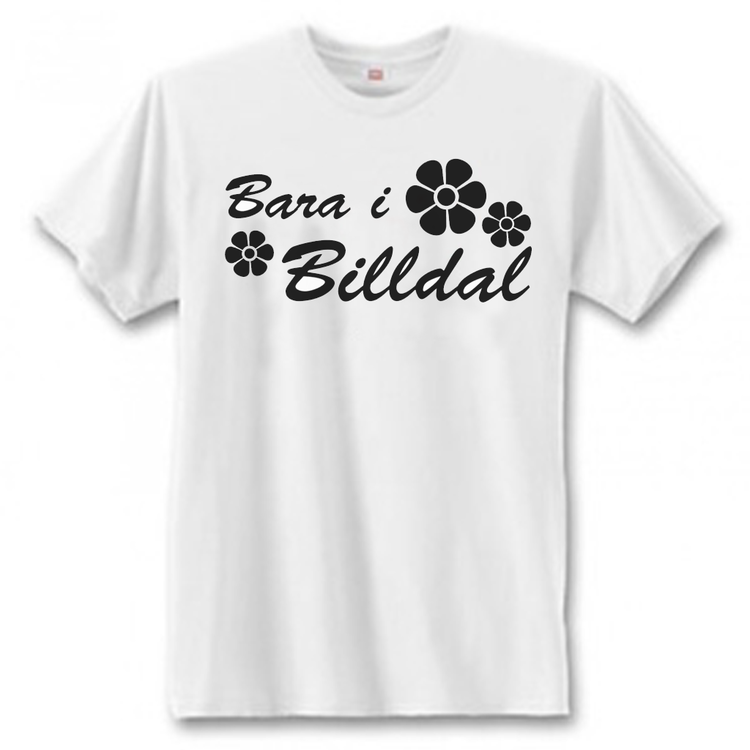 "T-Shirt - ""Bara i Billdal"""