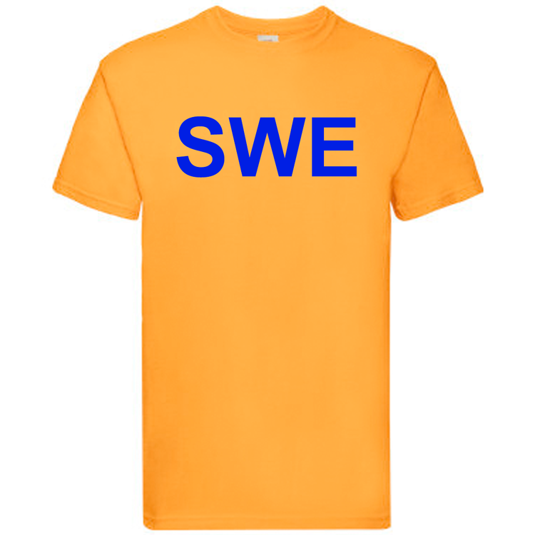 T-Shirt - Sweden supporter, v02