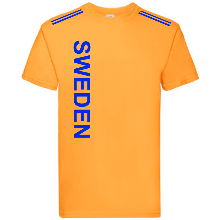 T-Shirt - Sweden supporter, v01