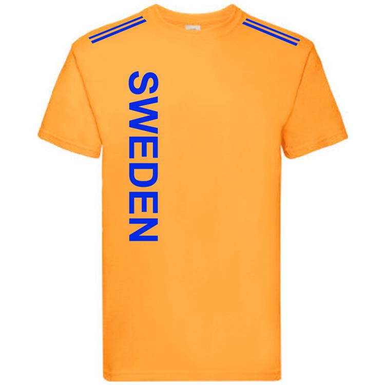 T-Shirt - Sweden supporter, v01