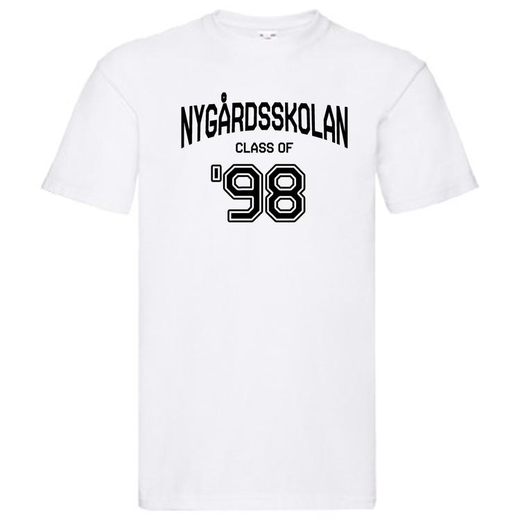 "T-Shirt - ""Nygårdsskolan"""