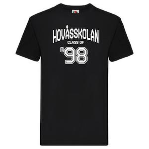 """T-Shirt - """"Hovåsskolan"""""""