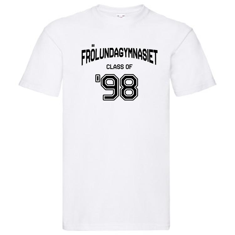 """T-Shirt - """"Frölundagymnasiet"""""""