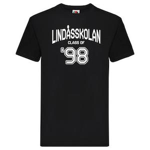 """T-Shirt - """"Lindåsskolan"""""""