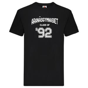 """T-Shirt - """"Aranäsgymnasiet"""""""