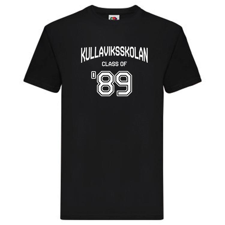 """T-Shirt - """"Kullaviksskolan"""""""
