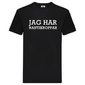 T-Shirt - Jag har antikroppar