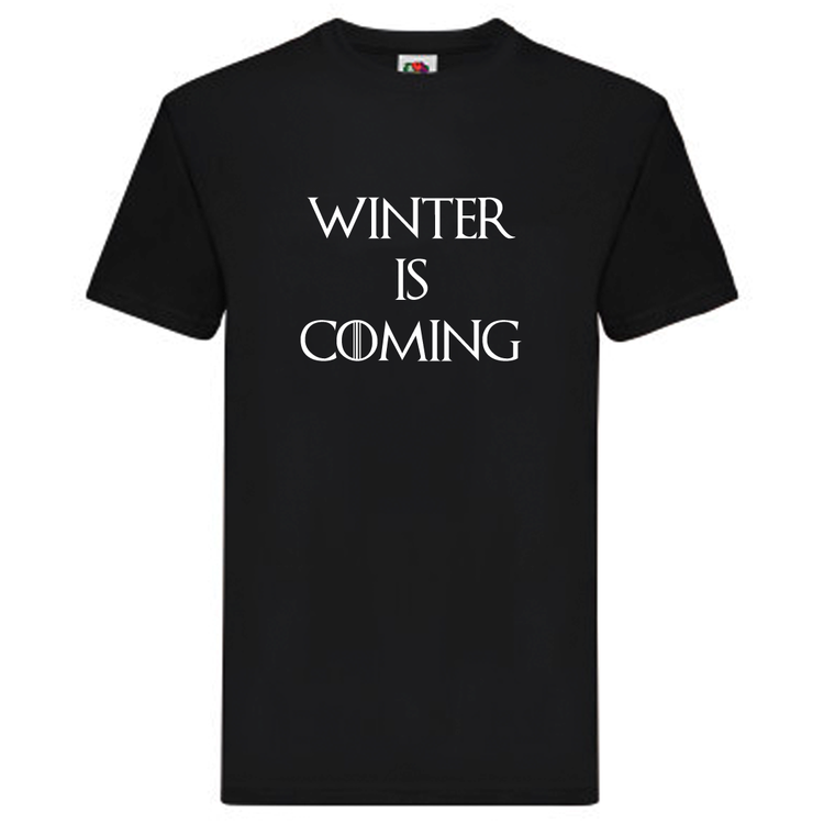 """T-Shirt - """"Winter is Coming"""", Game of Thrones"""