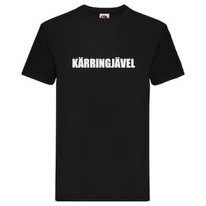 T-Shirt - Kärringjävel