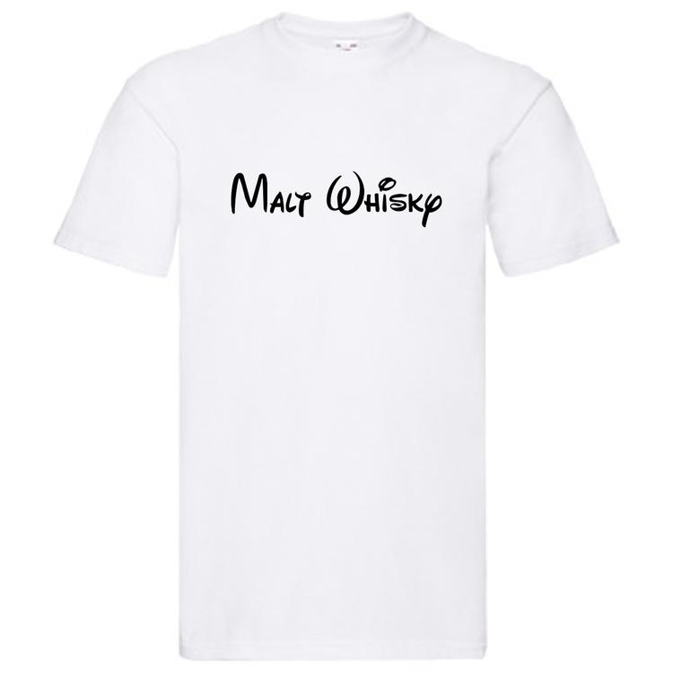 T-Shirt - Malt Whisky