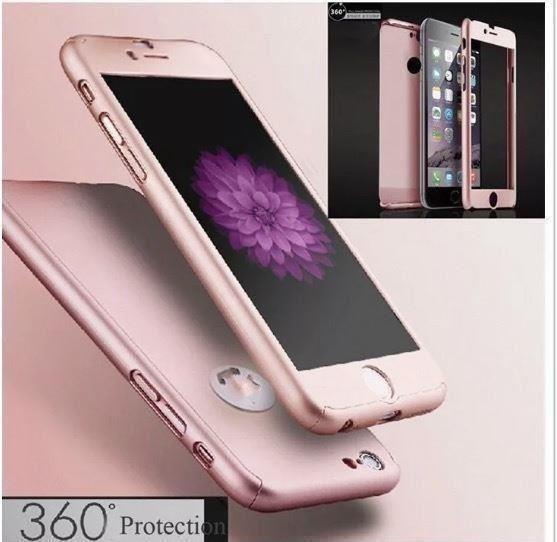 360 Skal till iPhone 6 iPhone 6s Skydd för hela din iPhone