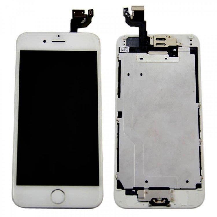 IPhone 6s Skärm Komplett med Kamera och Hemknapp TRYstore24
