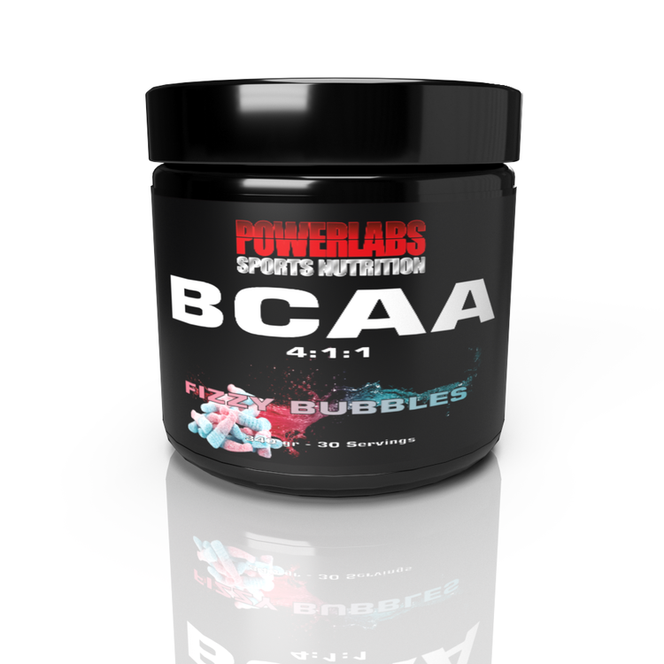 PowerLabs BCAA - Fizzy Bubbles