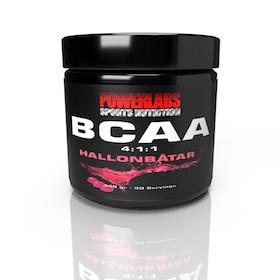 PowerLabs BCAA - Hallonbåtar