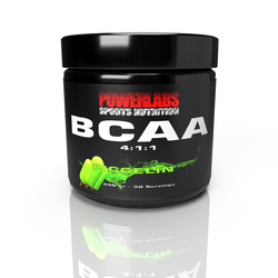 PowerLabs BCAA - Piggelin