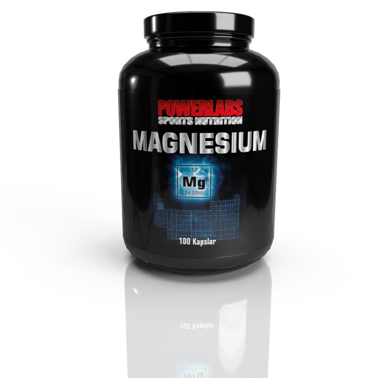 PowerLabs - Magnesium