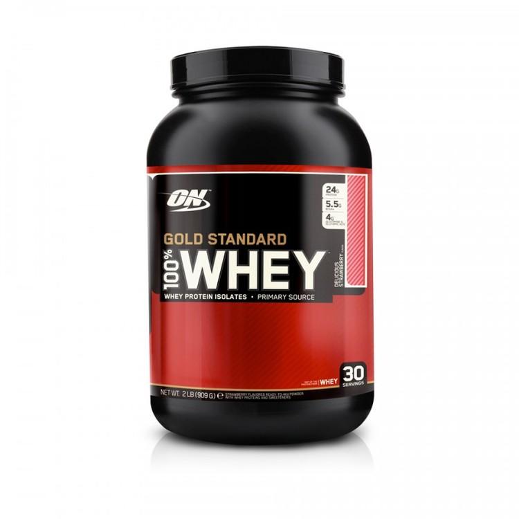 Optimum Nutrition - Gold Standard 100% Whey 908g
