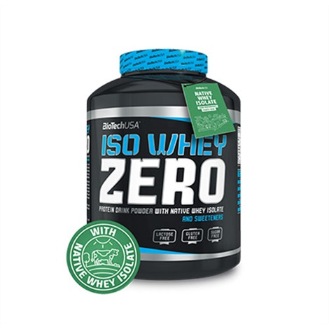 Biotech usa - Iso Whey Zero - 2,3kg