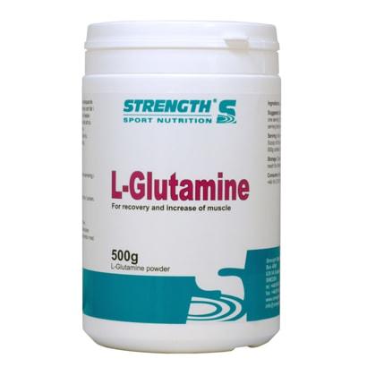 Strength - L-Glutamin