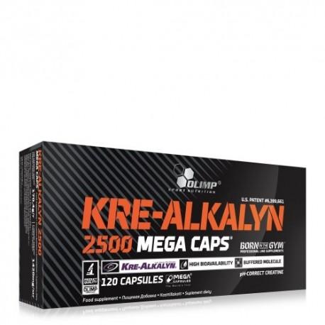 Olim - Kre-Alkalyn Mega Caps, 120 caps