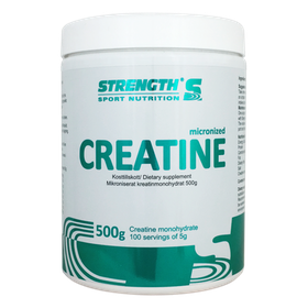 Strength Sports Nutrition - Kreatin monohydrat