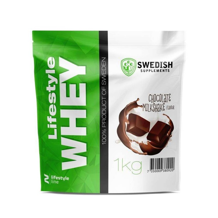 Swedish Supplements - Lifestyle Whey