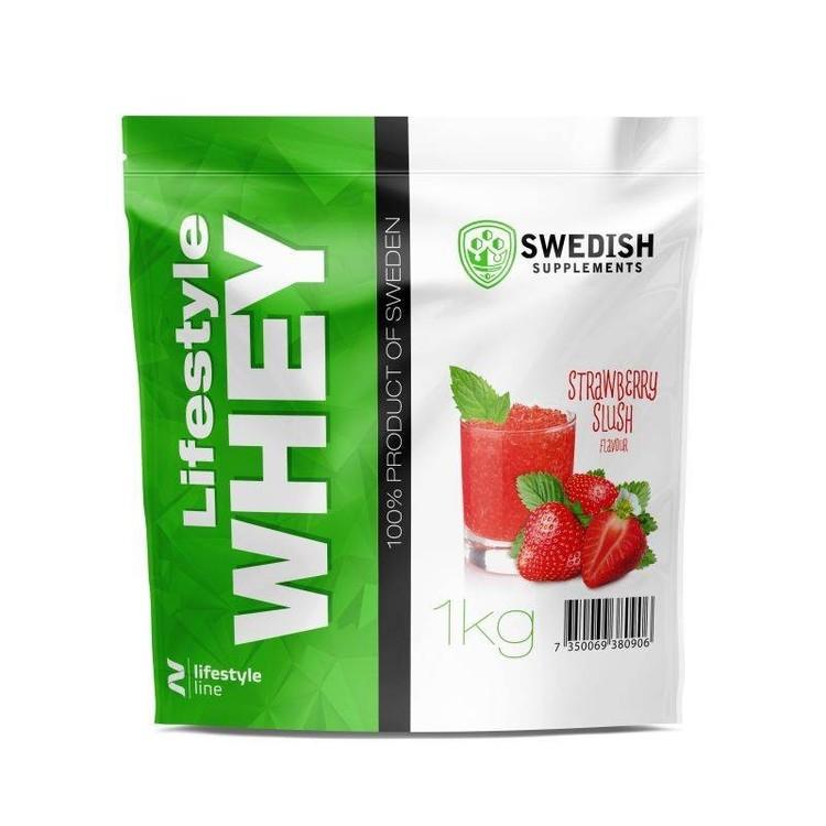 Swedish Supplements - Lifestyle Whey