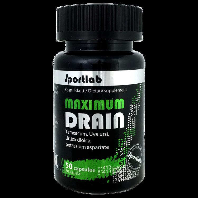 Sportlab - Maximum drain