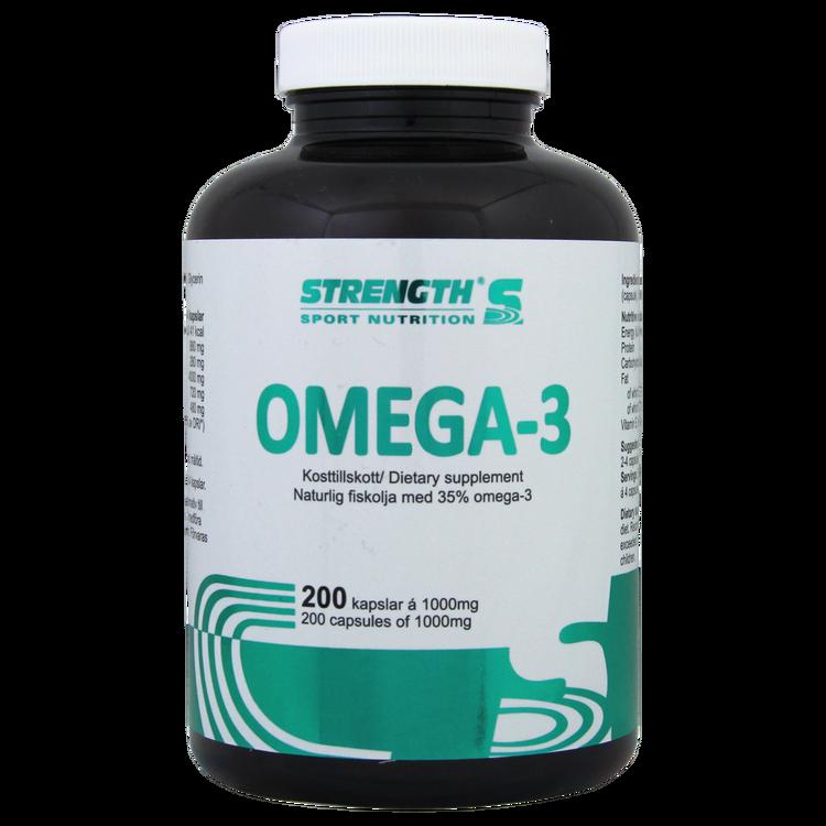 Strength -  Omega-3