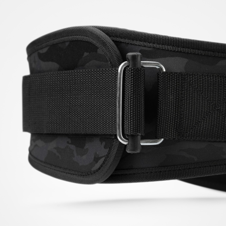 Camo gym belt, Dark camo