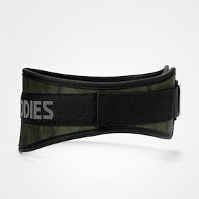 Camo gym belt, Green camo