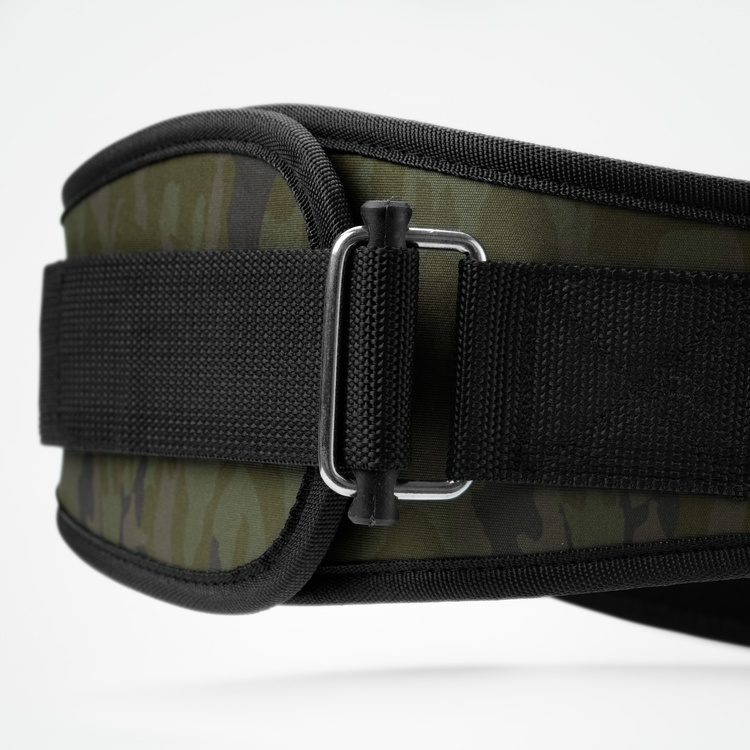 Camo gym belt, Green camo