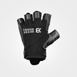 Pro gym gloves, Black/black