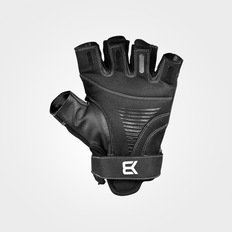 Pro gym gloves, Black/black