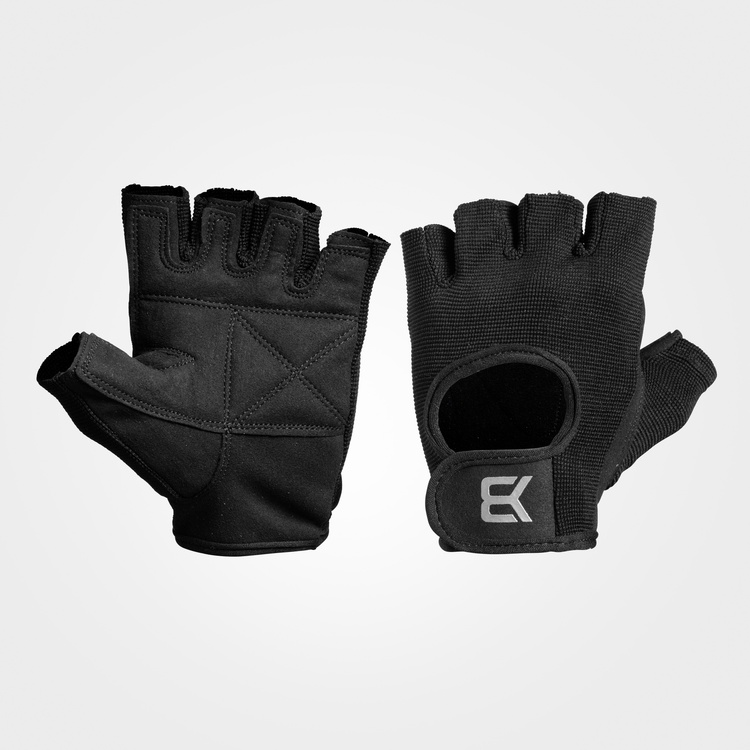 Basic gym gloves, Black