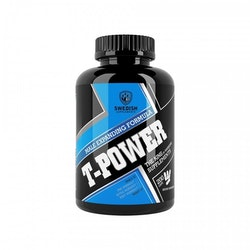 Swedish supplements - T-Power